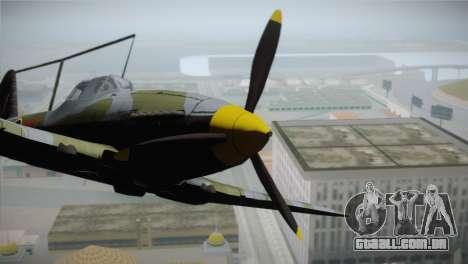 ИЛ-10 da Força Aérea Real para GTA San Andreas vista direita