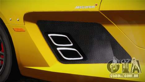 Mercedes-Benz SLR McLaren Stirling Moss para GTA San Andreas vista direita