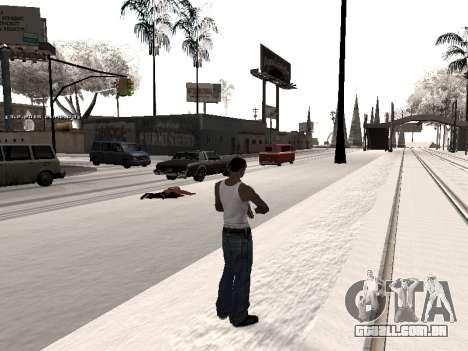 Colormod v5 para GTA San Andreas
