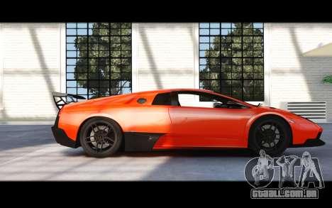 Forza Motorsport 5 Garage para GTA 4 quinto tela