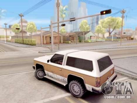 Controle Real do GTA 4 para GTA San Andreas