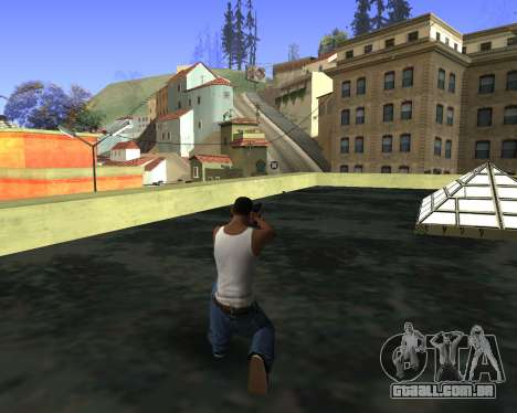 Skins Weapon pack CS:GO para GTA San Andreas oitavo tela