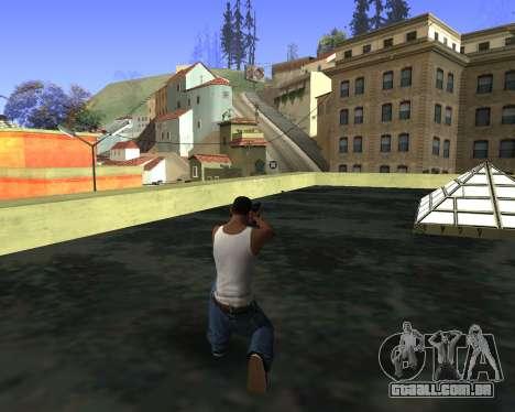 Skins Weapon pack CS:GO para GTA San Andreas oitavo tela