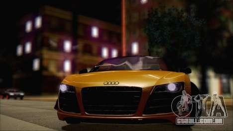 Reflective ENB Series para GTA San Andreas quinto tela