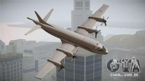 German Navy P-3C Orion MFG 3 50th Anniversary para GTA San Andreas