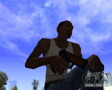 Skins Weapon pack CS:GO para GTA San Andreas sétima tela