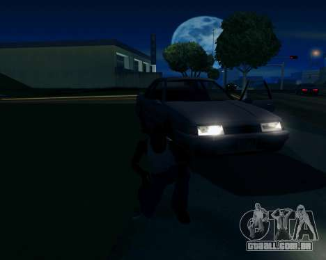 Real ENB Series para GTA San Andreas