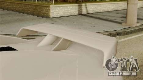 GTA 5 Coil Voltic v2 IVF para GTA San Andreas vista direita