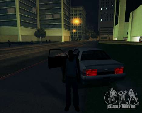 Real ENB Series para GTA San Andreas sétima tela