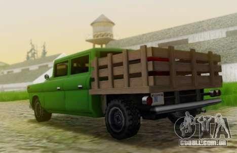 New Walton para GTA San Andreas