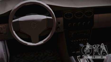MP3 Fathom Lemanja LX IVF para GTA San Andreas vista direita