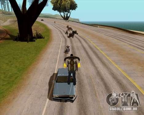 Real ENB Series para GTA San Andreas terceira tela