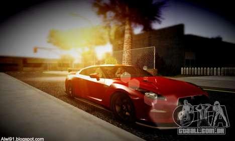 Blacks Med ENB para GTA San Andreas sétima tela