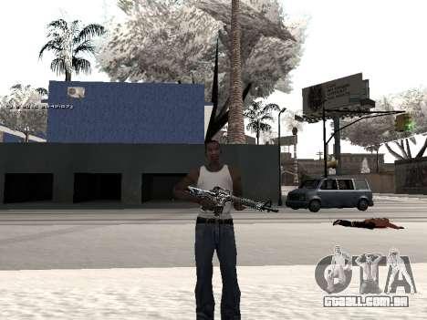 Colormod v5 para GTA San Andreas sexta tela