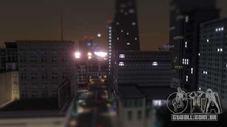 Watch Dogs ENB para GTA San Andreas terceira tela