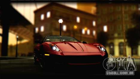 Reflective ENB Series para GTA San Andreas segunda tela