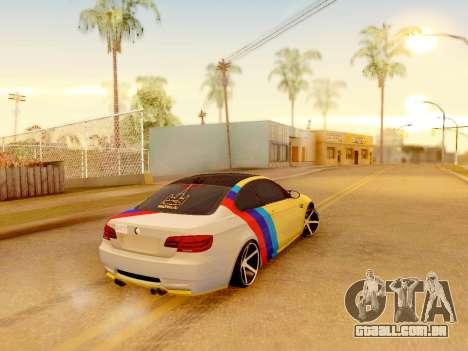 Controle Real do GTA 4 para GTA San Andreas terceira tela