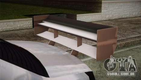Dacia Logan Most Wanted Edition v2 para GTA San Andreas vista direita