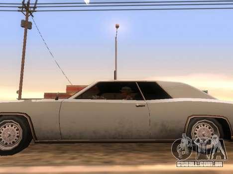 SilentPatch 1.1 para GTA San Andreas terceira tela