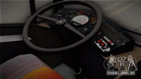 Mercedes-Benz o402 para GTA San Andreas vista direita