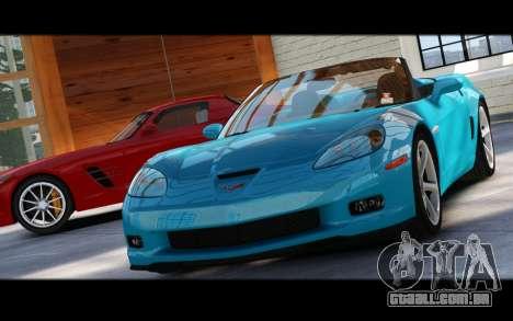 Forza Motorsport 5 Garage para GTA 4 segundo screenshot