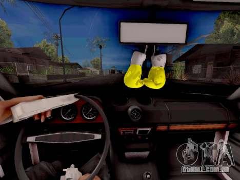 VAZ 2106 Clássico para GTA San Andreas vista direita