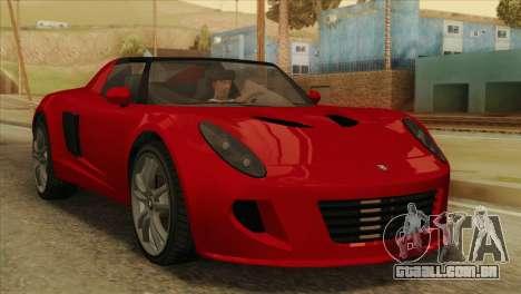 GTA 5 Coil Voltic v2 para GTA San Andreas