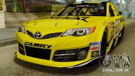 NASCAR Toyota Camry 2013 para GTA San Andreas