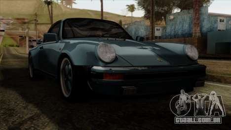 Porsche 911 Turbo 3.3 Coupe 930 1981 para GTA San Andreas
