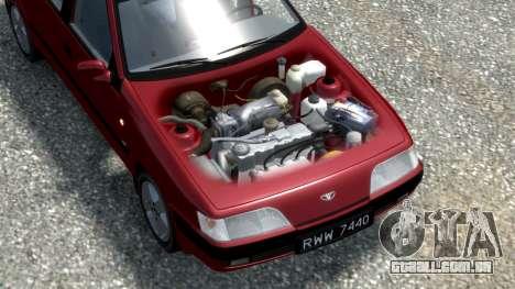 Daewoo Espero 2.0 CD 1996 para GTA 4 rodas