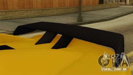GTA 5 Coil Voltic v2 SA Mobile para GTA San Andreas vista direita