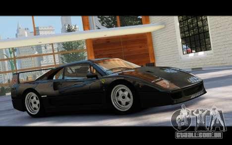 Forza Motorsport 5 Garage para GTA 4 décima primeira imagem de tela