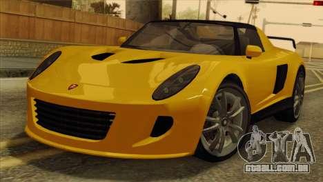 GTA 5 Coil Voltic v2 SA Mobile para GTA San Andreas