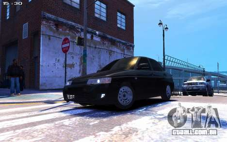 Lada 2110 para GTA 4