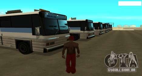 ENB Reflexões sobre carros para GTA San Andreas terceira tela