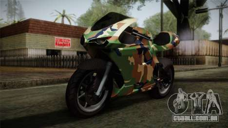 GTA 5 Bati MIX para GTA San Andreas