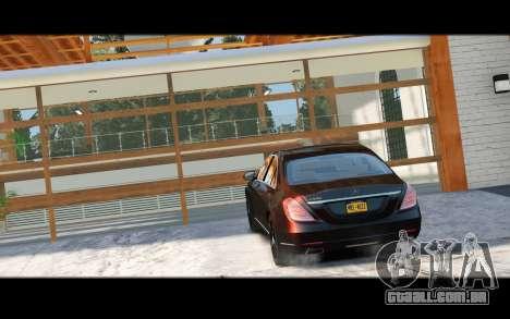 Forza Motorsport 5 Garage para GTA 4 por diante tela