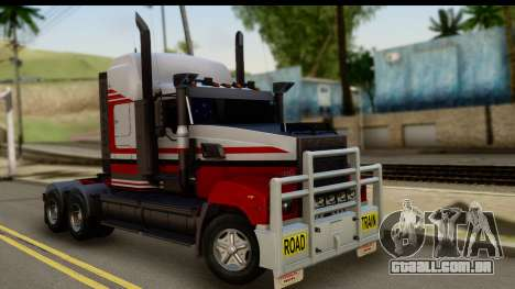 Mack Superliner 6x4 para GTA San Andreas