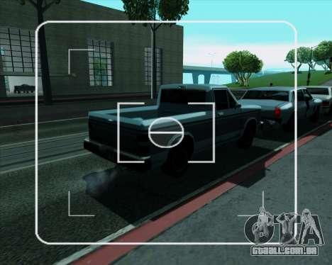 Real ENB Series para GTA San Andreas por diante tela