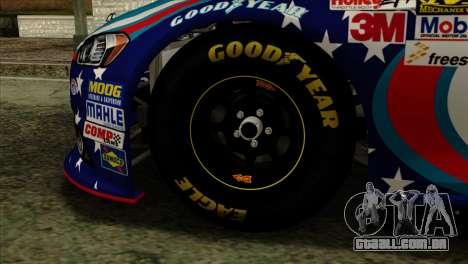 NASCAR Ford Fusion 2013 para GTA San Andreas