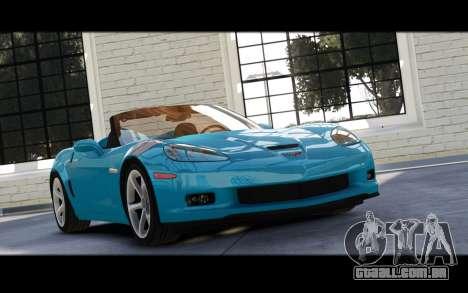 Forza Motorsport 5 Garage para GTA 4 terceira tela