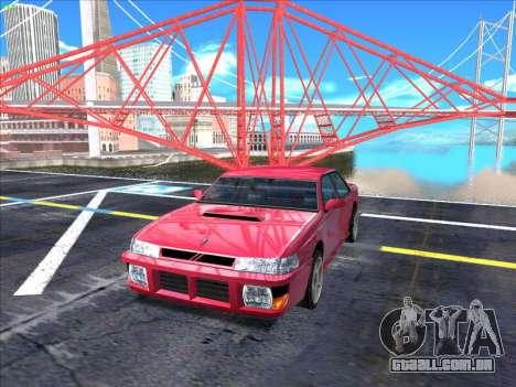 High Definition Graphics para GTA San Andreas