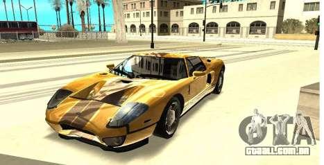 ENB Reflexões sobre carros para GTA San Andreas