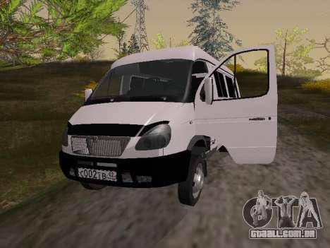 GAZ 2705 para GTA San Andreas