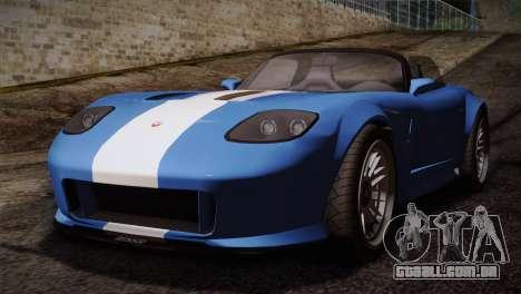 GTA 5 Invetero Coquette v2 para GTA San Andreas