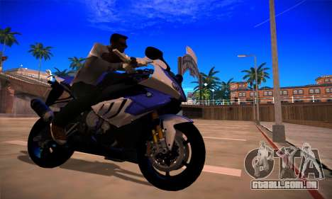 ENB por Dmitriy30rus para PC fraco para GTA San Andreas terceira tela