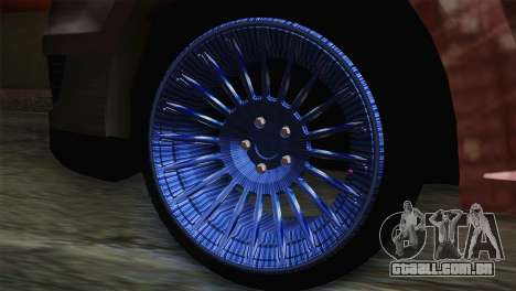 Dacia Logan Most Wanted Edition v1 para GTA San Andreas traseira esquerda vista