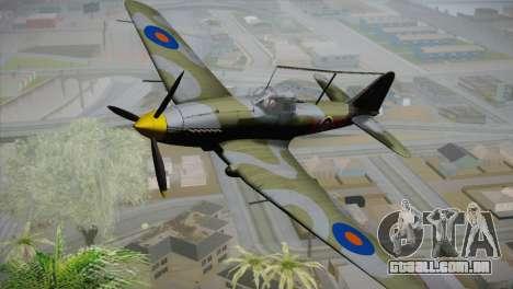 ИЛ-10 da Força Aérea Real para GTA San Andreas