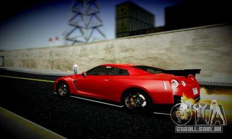 Blacks Med ENB para GTA San Andreas oitavo tela