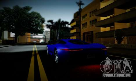 Blacks Med ENB para GTA San Andreas